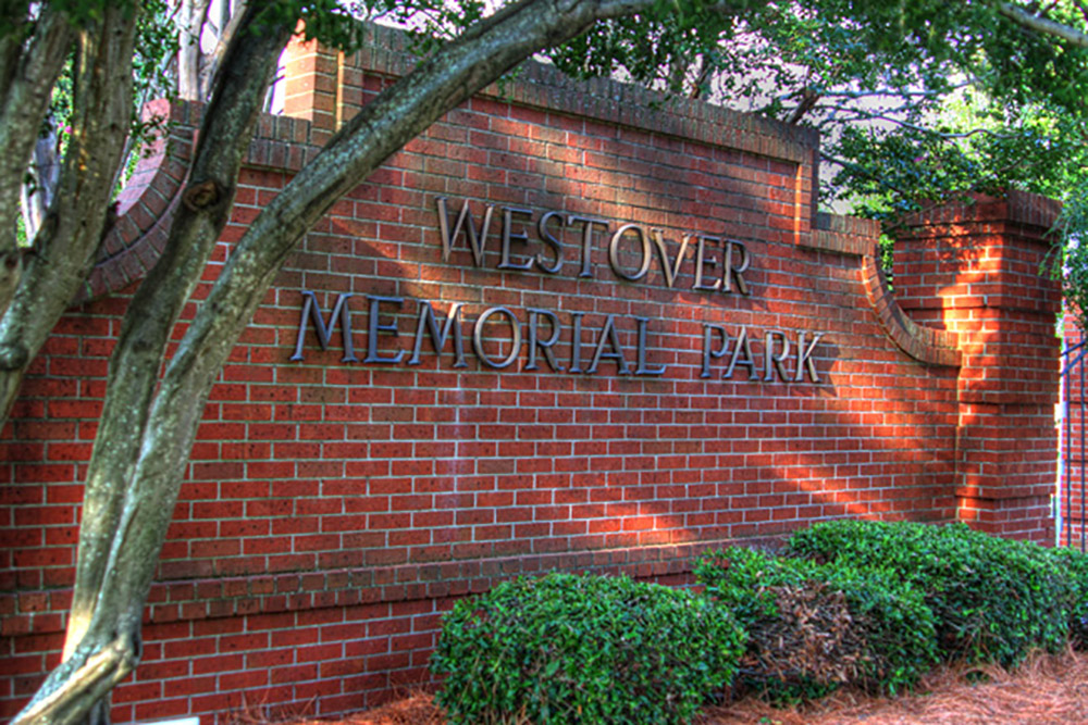 Amerikaans Oorlogsgraf Westover Memorial Park Cemetery