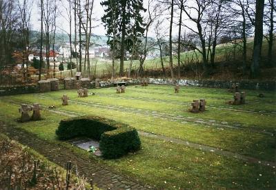 German War Cemetery Ormont