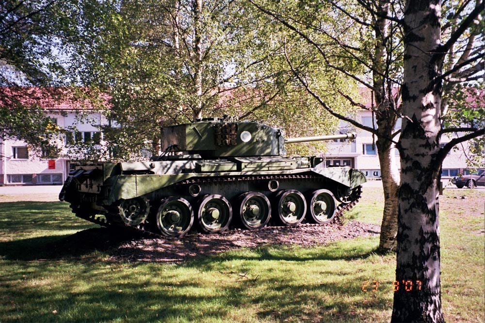 Comet I Model B Tank