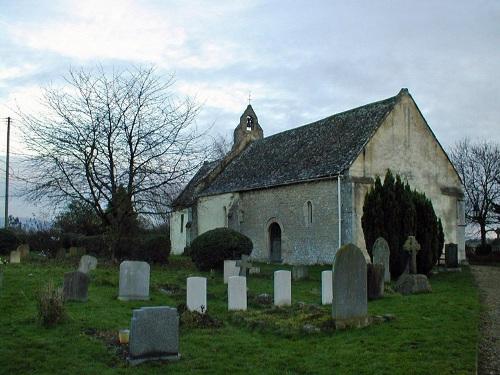 Oorlogsgraven van het Gemenebest St James the Great Churchyard