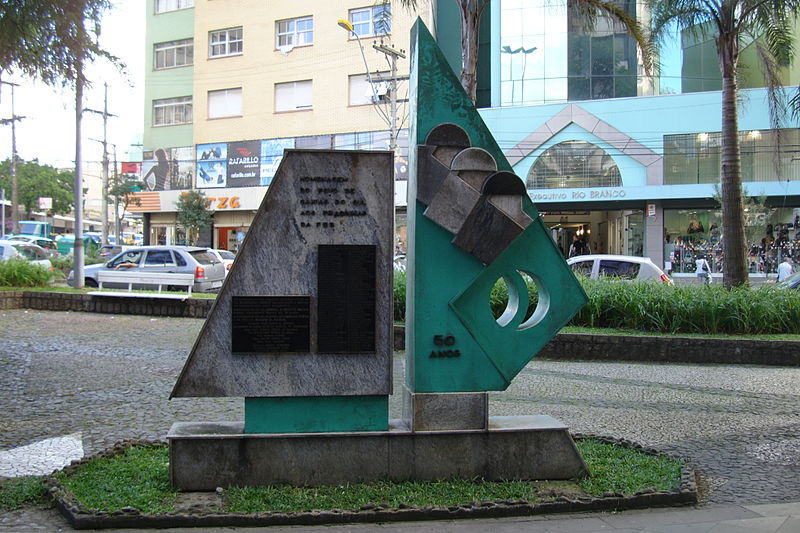 Monument Braziliaanse Expeditieleger Caxias do Sul