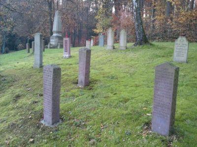 Graves Forced Laborers & Soviet Prisoners of War