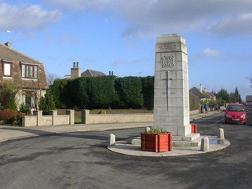 War Memorial Dyce