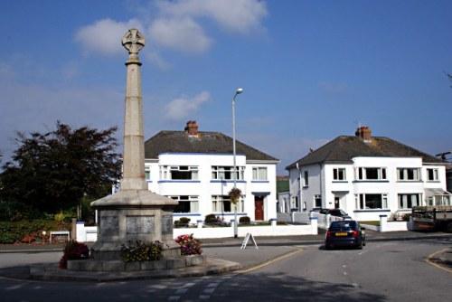 War Memorial Hayle