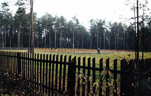 German War Cemetery Chodossowitschi