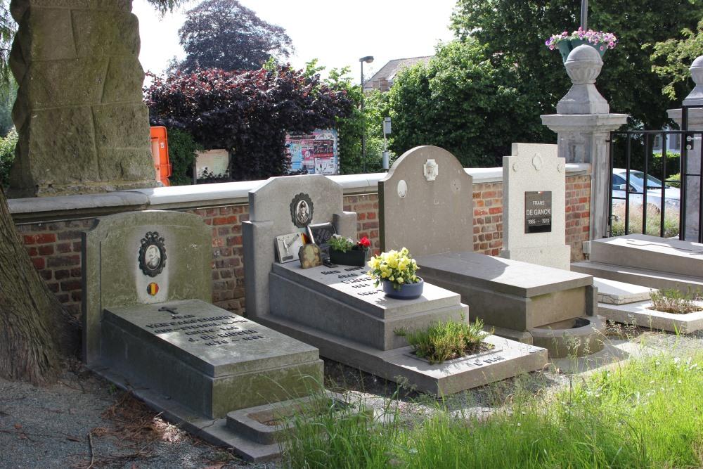 Veteran War Graves Kobbegem