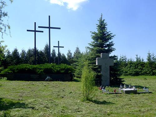 Begraafplaats Poolse Slachtoffers UPA