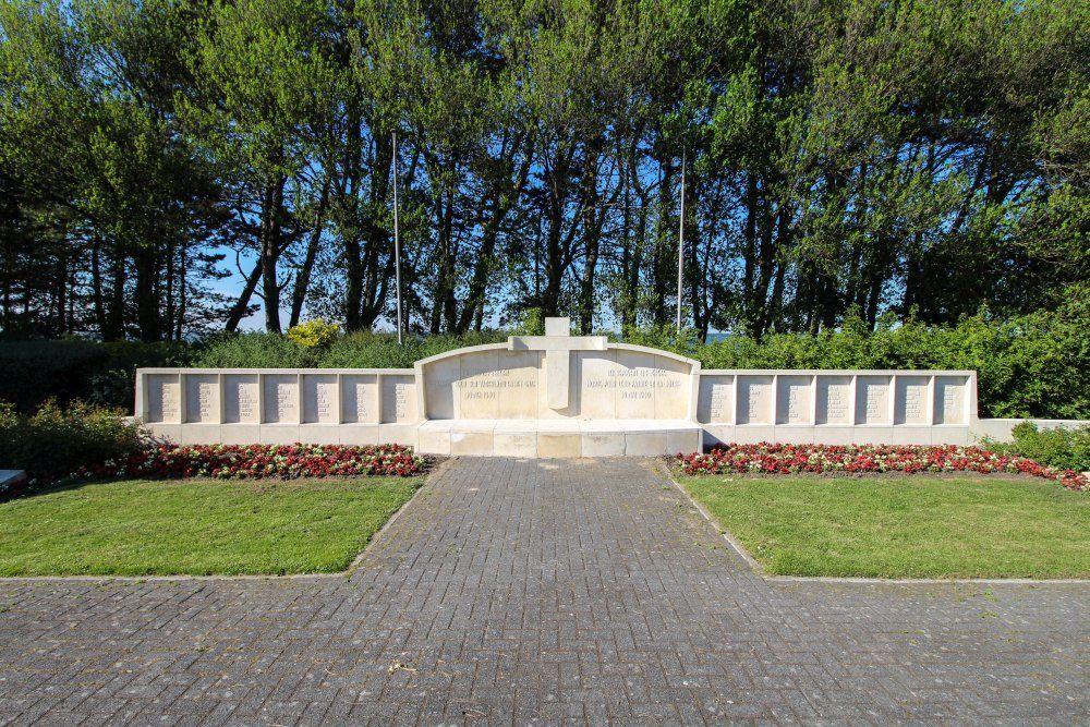 Belgische Militaire Begraafplaats Willemstad