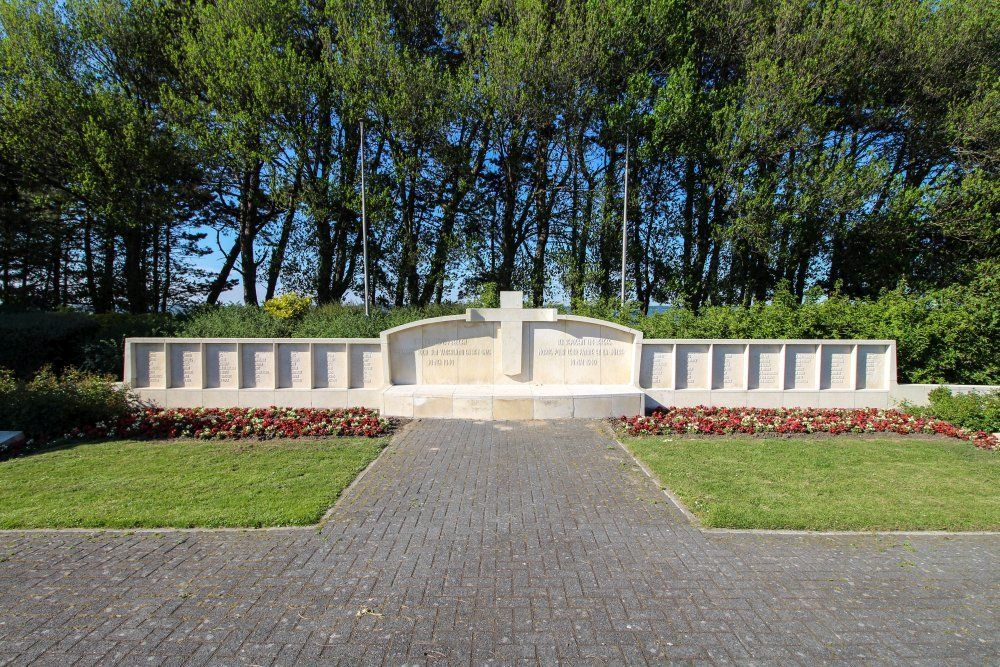 Belgian Military Cemetery Willemstad
