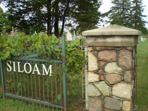 Oorlogsgraf van het Gemenebest Siloam Cemetery