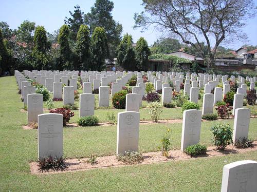 Commonwealth War Graves Liveramentu Cemetery
