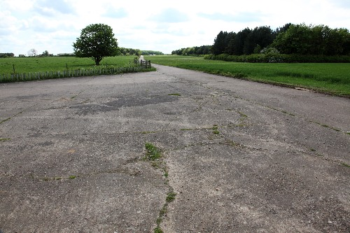 Former Saltby Airfield