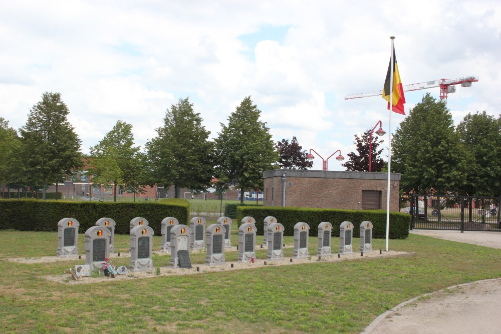 Belgian War Graves Adegem