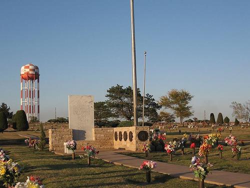 Veterans Memorial Lawton