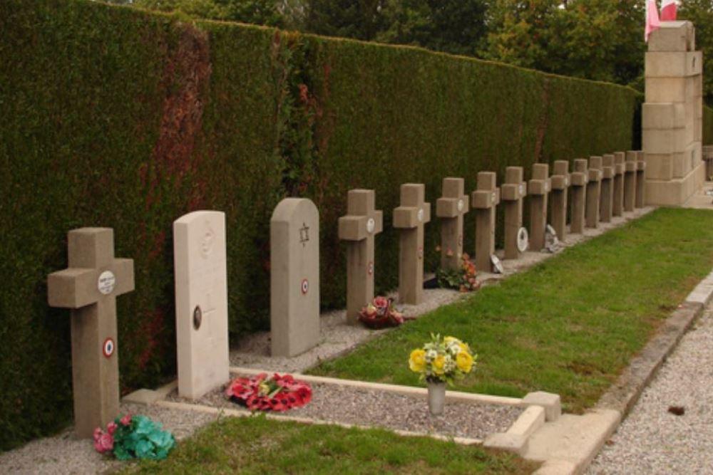 War Graves Limoges