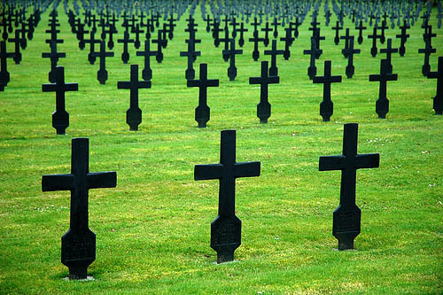 German War Cemetery Fort-de-Malmaison