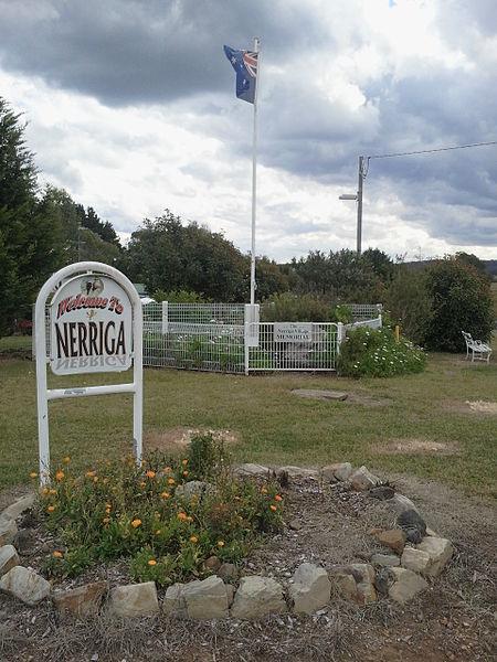 Oorlogsmonument Nerriga
