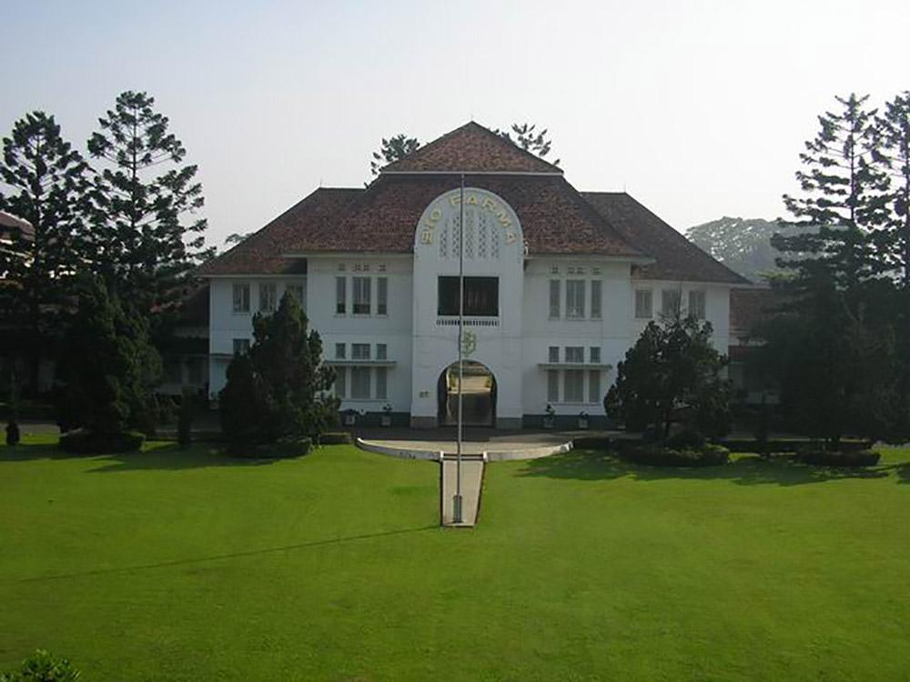 Voormalige Instituut Pasteur