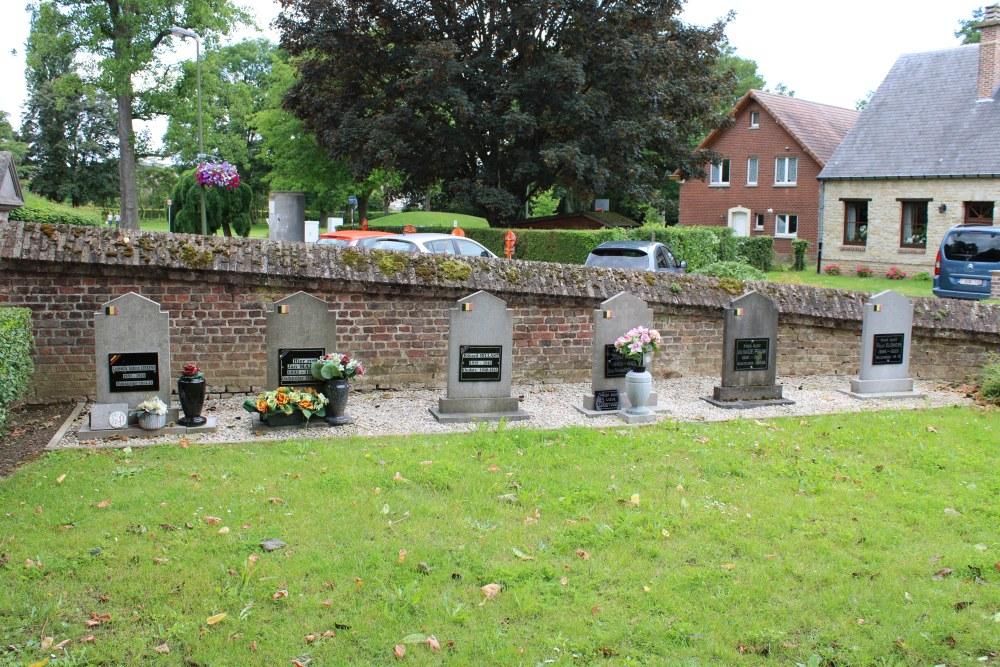 Veteran Cemetery Humelgem