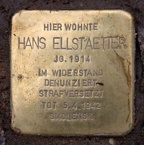 Stolpersteine Toni-Lessler-Straße 13