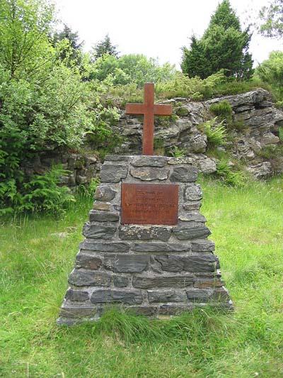 Monument Krijgsgevangenen Fjell Festing