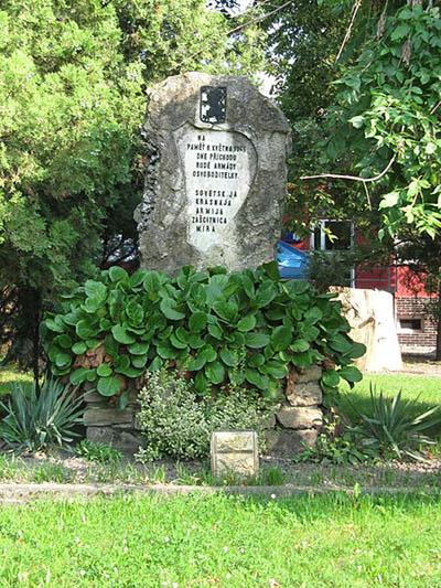 Liberation Memorial Radslavice