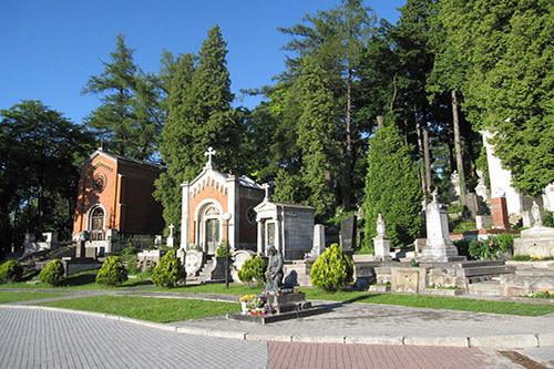 Lychakiv Begraafplaats