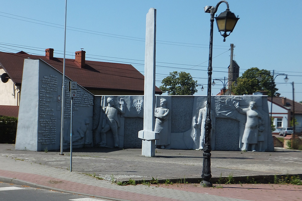 Memorial Veterans of the Silesian Uprisings
