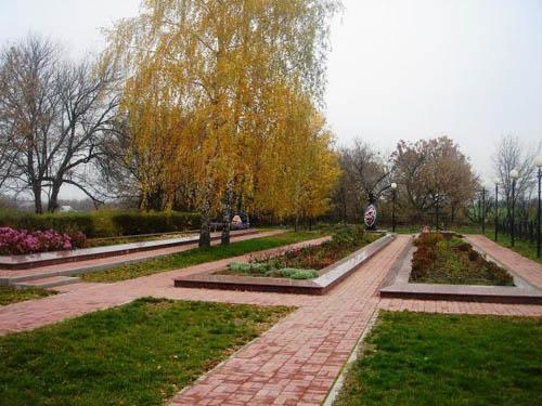 Soviet War Cemetery Belenikhino