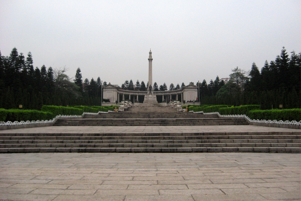 Mausoleum Chinese 19th Route Army