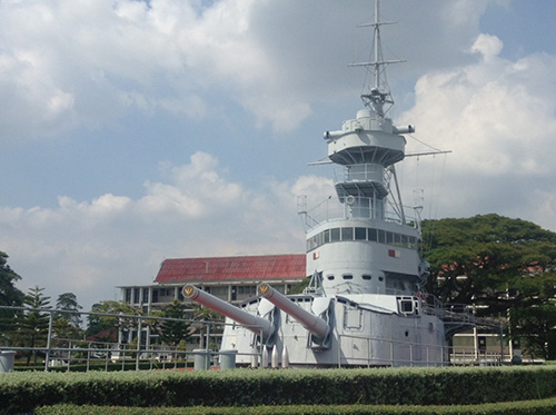 HTMS Thonburi Monument