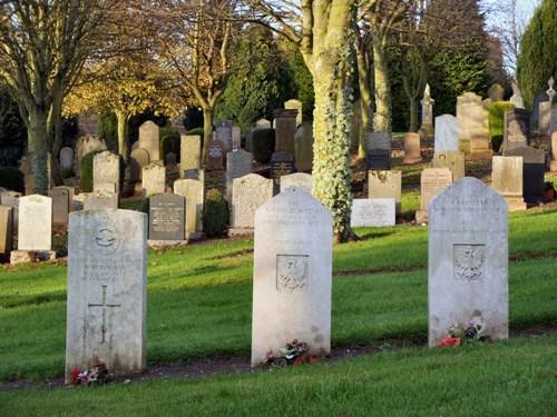 Oorlogsgraven van het Gemenebest Brechin Cemetery