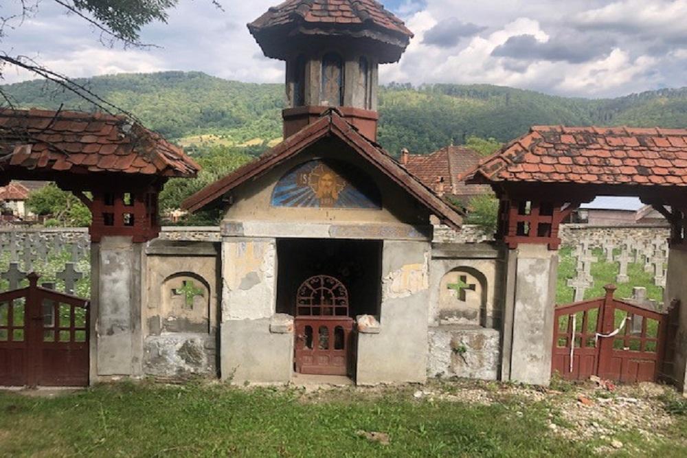 Military Cemetery Dragoslavele