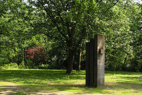 Duitse Oorlogsgraven Friedhof Ruhleben