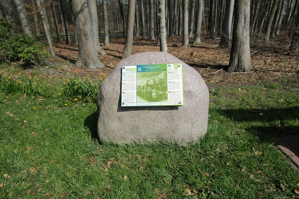 Liberation Route Marker 601