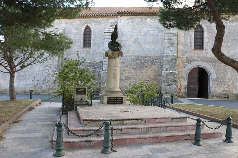 War Memorial Sauvian