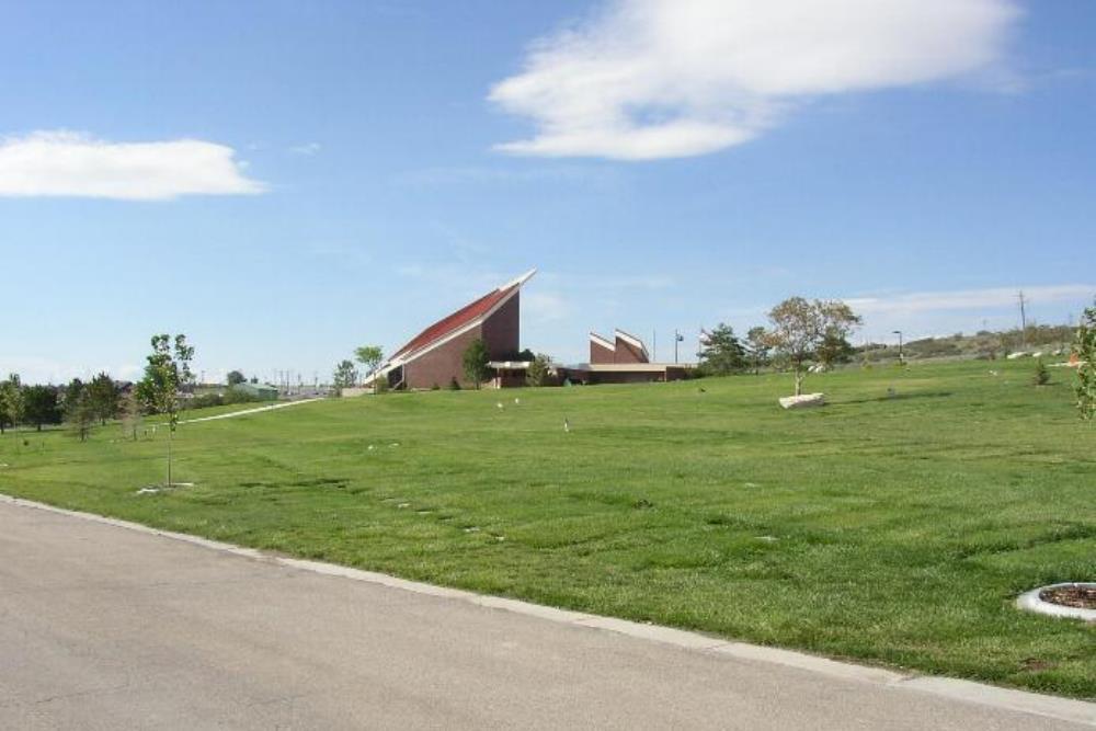 Amerikaanse Oorlogsgraven Utah State Veterans Memorial Park