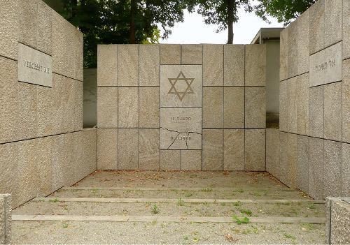 Memorial Destroyed Synagogue Hanover
