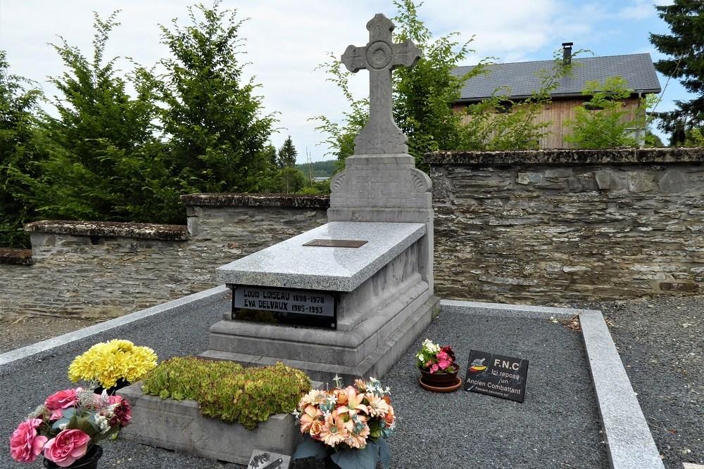 Belgian Graves Veterans Cornimont