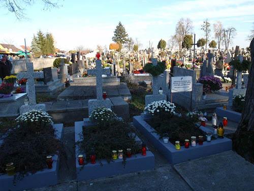 Poolse Oorlogsgraven Begraafplaats Konskowola
