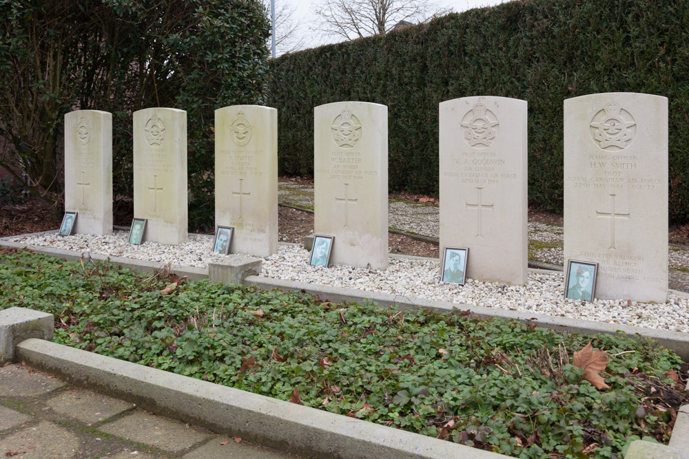 Commonwealth War Graves Roman Catholic Churchyard Kilder