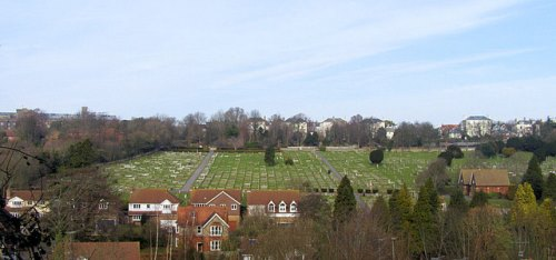 Commonwealth War Graves Lewes Cemetery