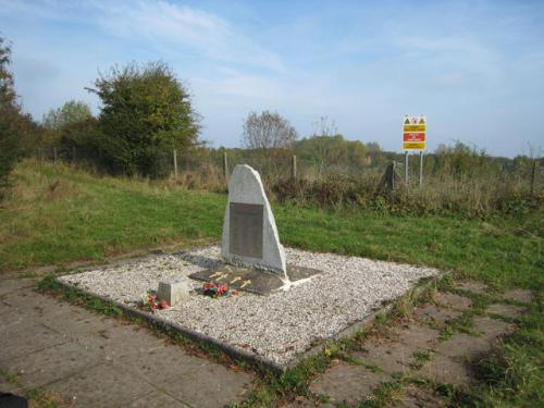 Fauld Crater and Memorial