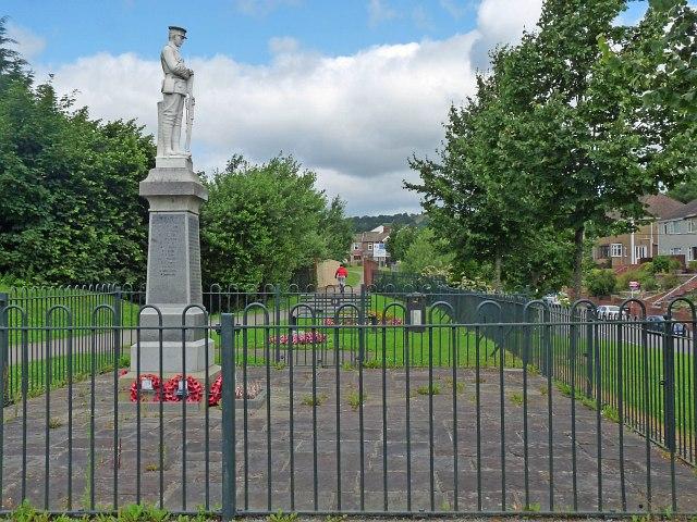 War Memorial Trelewis