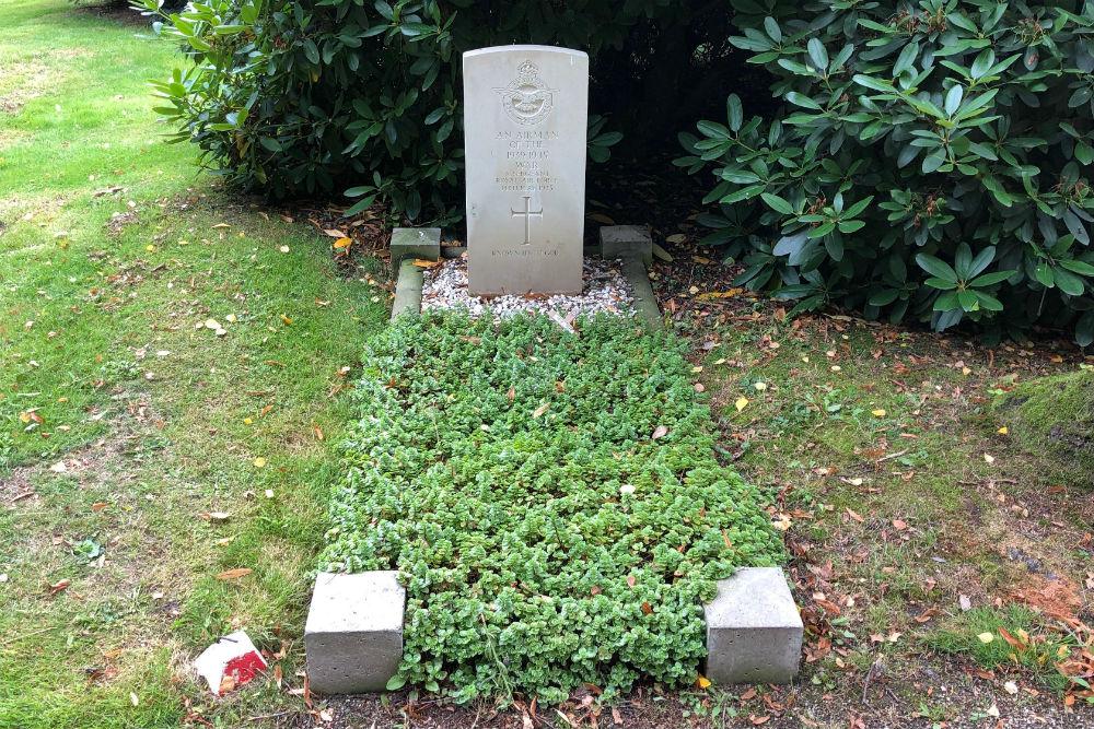 Oorlogsgraf van het Gemenebest Algemene Begraafplaats Heerlen