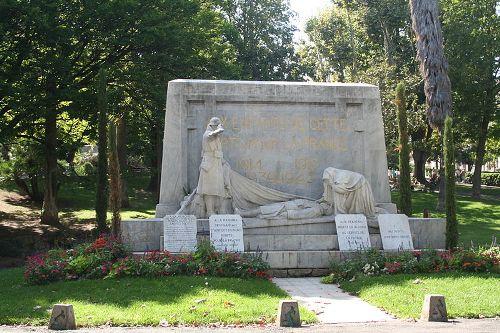 War Memorial Sète