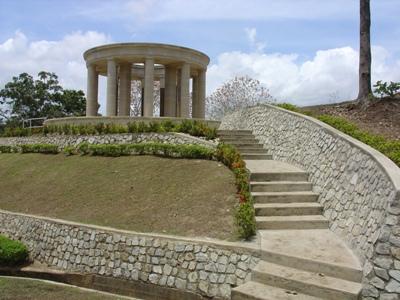 Monument Vermisten van het Gemenebest Port Moresby