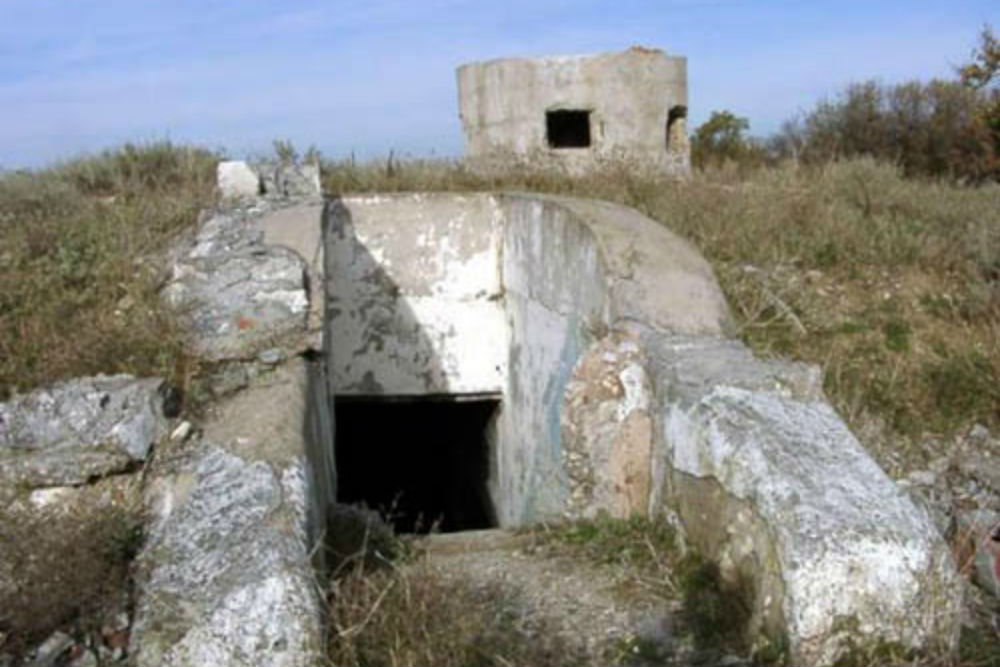 Sector Sevastopol - Fort