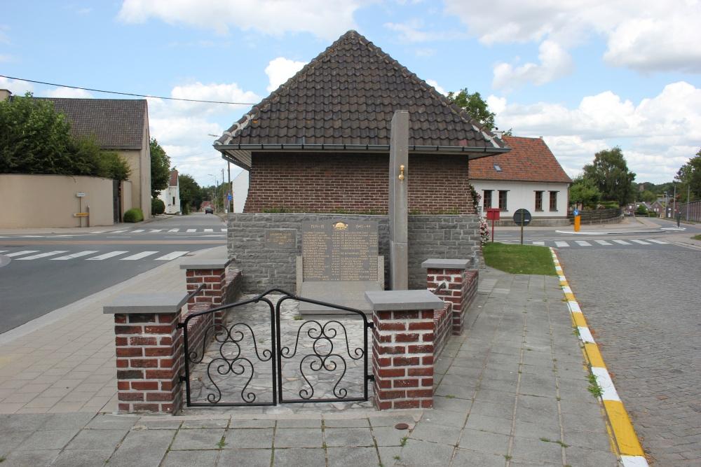 War Memorial Vurste