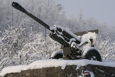 76mm Field Gun M1942 (ZiS-3)